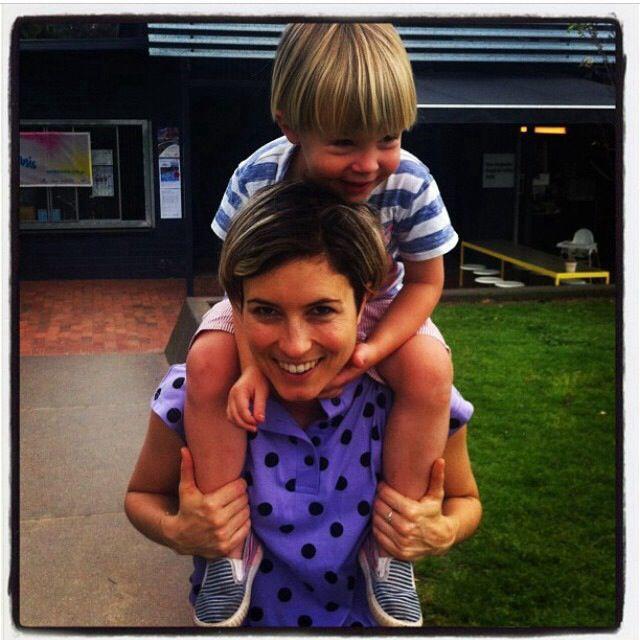 Missy & her niece