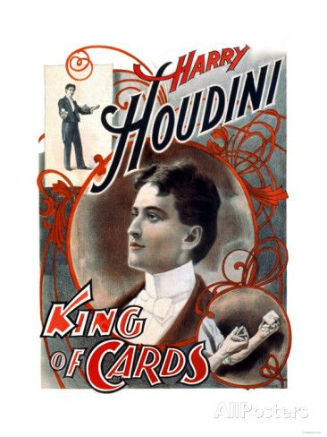 1000 Images About Harry Houdini On Pinterest