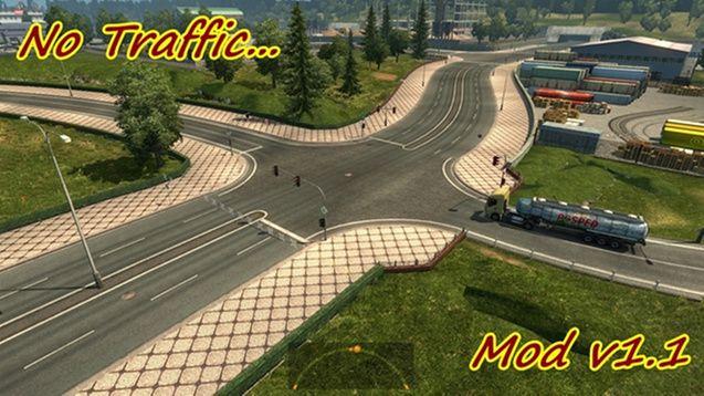 Мастерская Steam :: No traffic