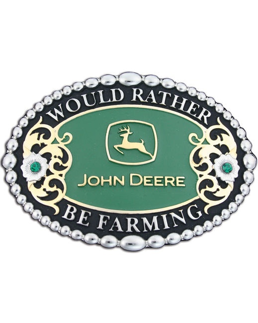 You just simply have to love...... John Deere.. that's all there is to it:)