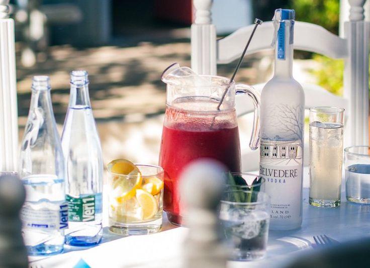 Low Sugar and Low Alcohol Vodka Cocktails: 7 low sugar, low alcohol, vodka cocktails from our Drink, Eat, Live article. Cocktails include Piña Kale-Ada, Matcha Milkshake, and Lemongrass Collins.