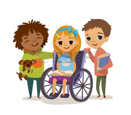 discapacitados felices: Niñez feliz. El cuidado de los ...