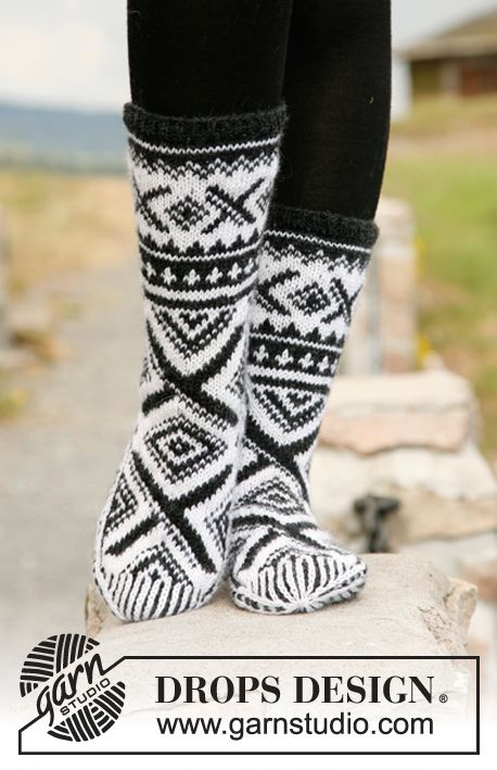 Omg I might have to learn to knit socks now!!!