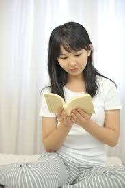 本を読む人 - Google 検索