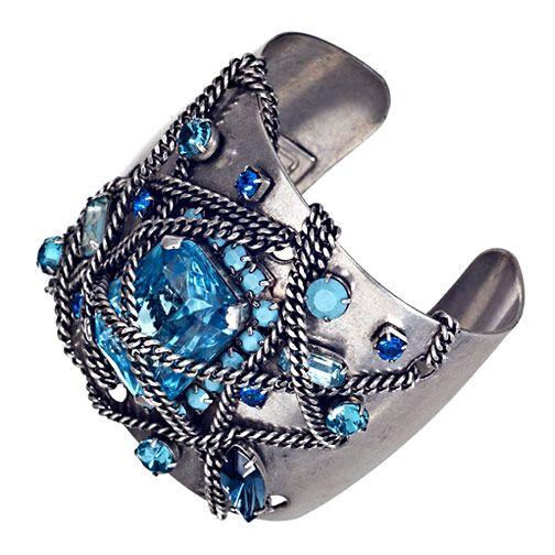 CuffCuffs Bracelets, Awesome Cuffs, Blue Cuffs, Beautiful, Nice Cuffs, Bracelets Cuffs, Nice Pin, Style Jewelry, Colors Blue