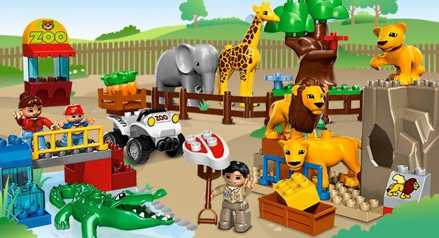 5634 Feeding Zoo