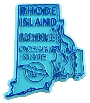 MGI Companies, Inc. - Rhode Island State Magnet, $1.49 (http://www.internationalgiftitems.com/rhode-island-state-magnet/)