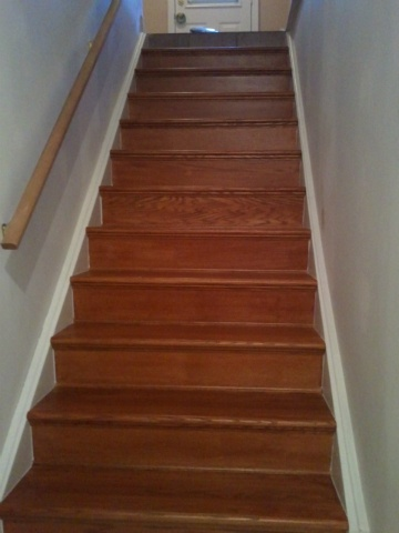 Best 103 Best Images About Stair Makeover On Pinterest 640 x 480