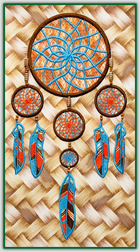 Can Dream Catchers Get Full 40 best DREAM CATCHER EMBROIDERY images on Pinterest Dream 21