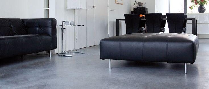 Willem design vloeren  beton vloer gietvloer Betoncire badkamer keuken