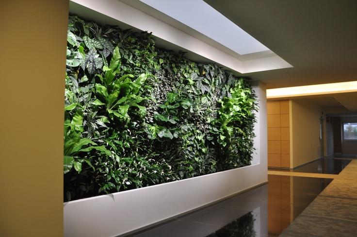 TecVerde Italy Vertical Gardens