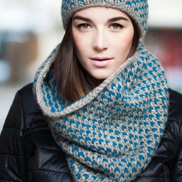 Pattern Knooking Snood And Hat Crochet Projects Hats And Hat