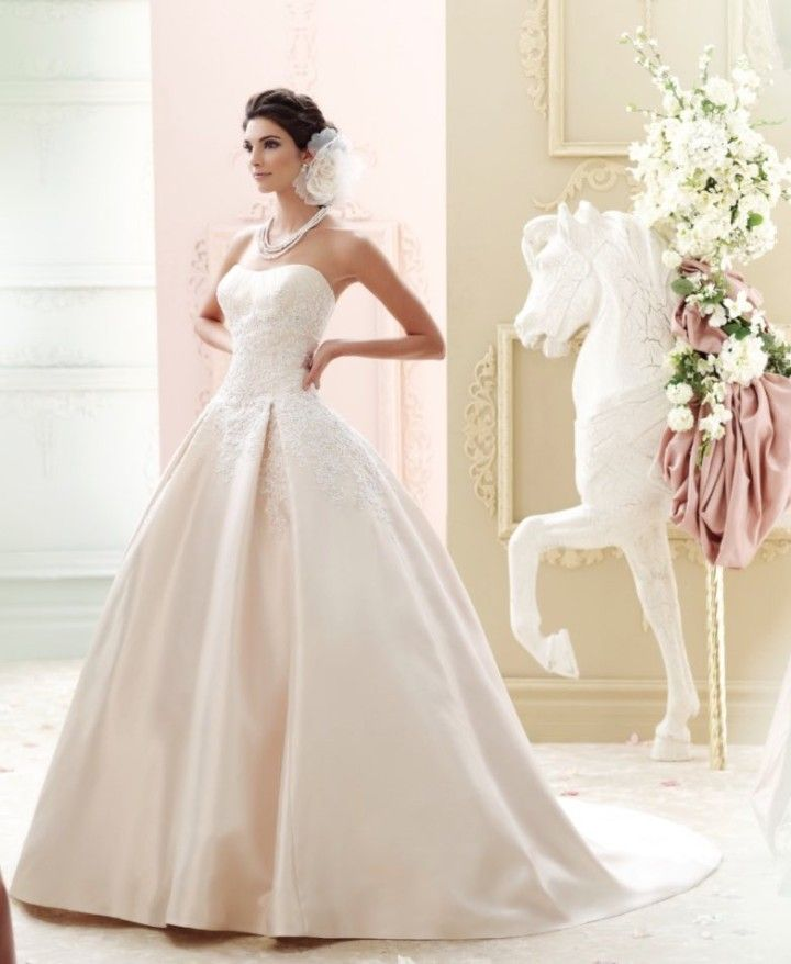 David tutera wedding dresses 2016 part i coats fashion for David tutera beach wedding dresses