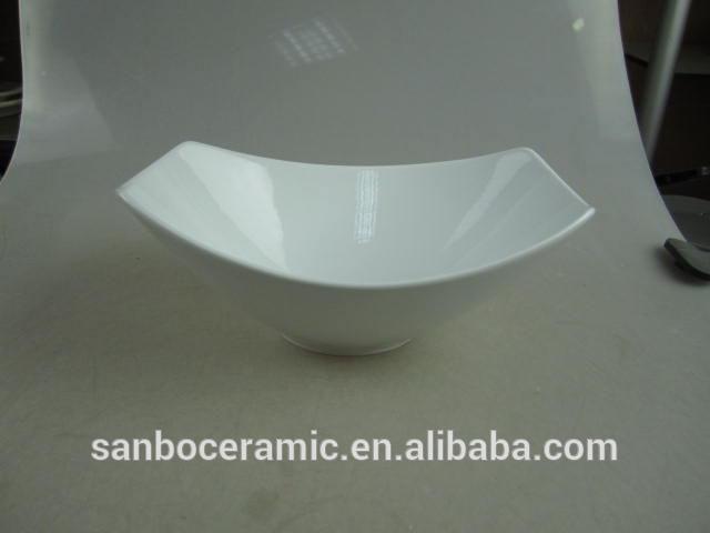 Square Ceramic Salad Plate White Porcelain Plates Bowls View square ceramic salad plate & 72 best Restaurant Dinnerware images on Pinterest | Cutlery Diner ...