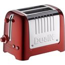 Dualit 26281 Lite 2 Slot Toaster - Metallic Red The Dualit Lite 2 Slot Toaster in Metallic Red combines the classic Dualit stainless steel design with a contemporary cool touch gloss finish. The patented Perfect Toast Technology™ ensures that every http://www.MightGet.com/january-2017-11/dualit-26281-lite-2-slot-toaster--metallic-red.asp