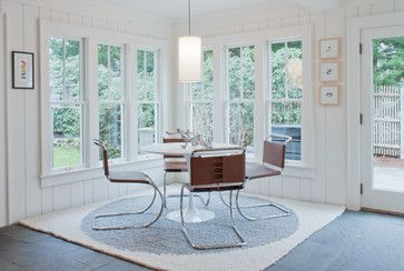 Cape Cod Summer House - Beach Style - Dining Room - Boston - A.LeStage ...