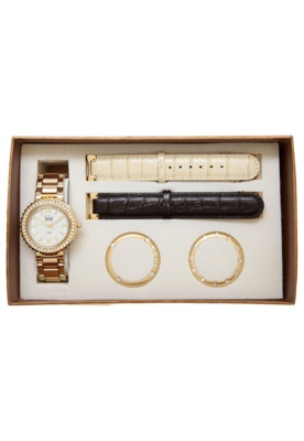 Relógio Dumont SK85135E Dourado