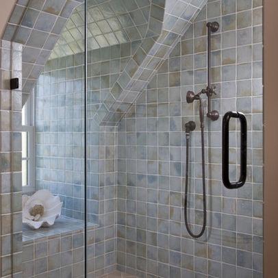 Dormer bathroom shower space remodeling inspiration for Bathroom dormer design