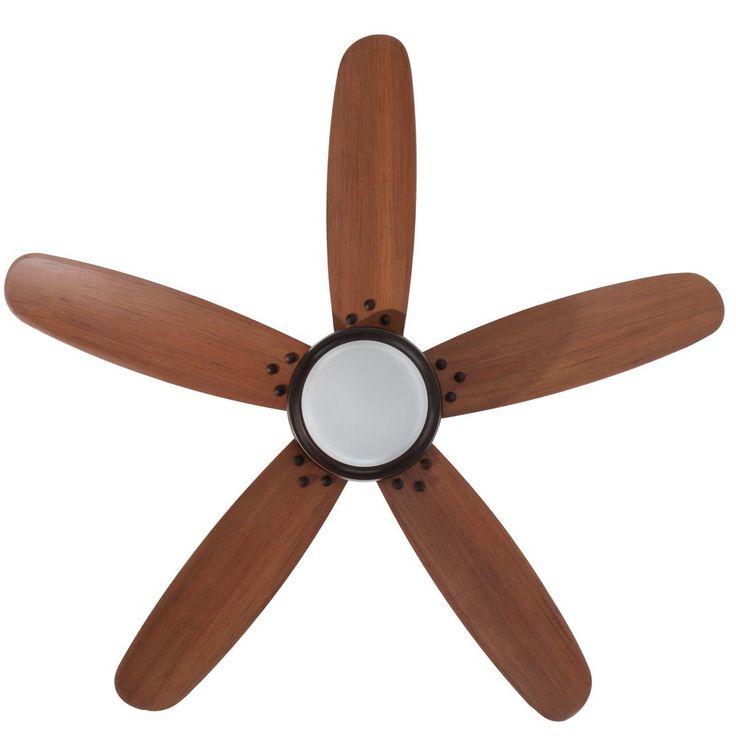 Home Decorators Collection Breezemore 56 in. Indoor Mediterranean Bronze Ceiling Fan-51556 - The Home Depot