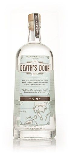 Death's Door Gin 75cl - Master of Malt