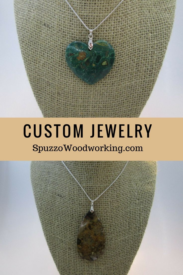 Express yourself with your own style. Handmade Surfer, Bohemian & Beach inspired Bracelets and Necklaces. SpuzzoWoodworking.com