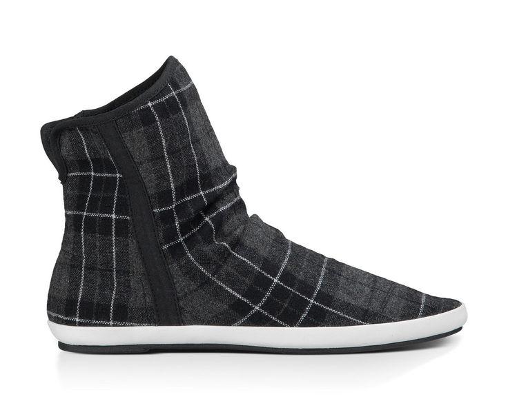 Shop Sanuk® for Kat Sphynx Plaid Boots for Women-$80