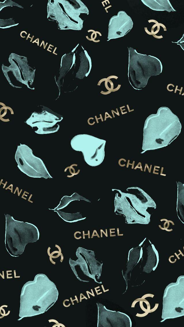 Iphone5壁紙94 Chanel 3 Ã'·ãƒ£ãƒãƒ« 3 Pinklips Chanel Wallpapers Coco Chanel Wallpaper Chanel Background