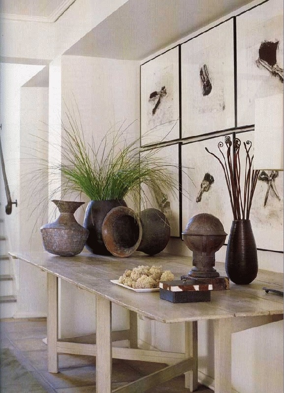 Zen Foyer Ideas : Best images about designer bobby mcalpine interiors