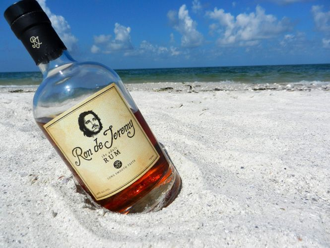 Ron de Jeremy Rum. Long Smooth Taste. Cheers!