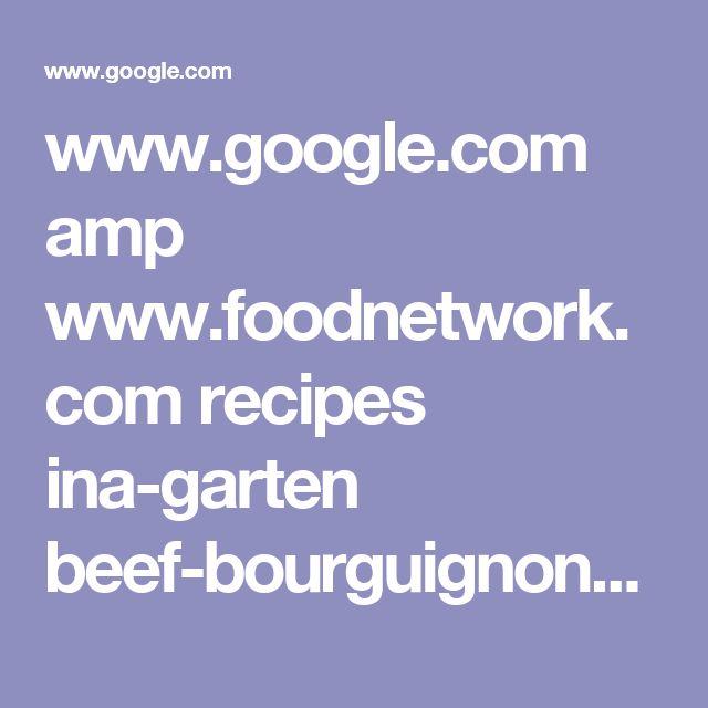 wwwgooglecom amp wwwfoodnetworkcom recipes ina garten beef - Ina Garten Lamb Recipes