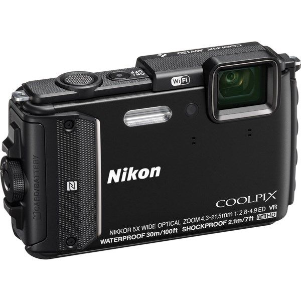 Price Rs.17,800/- Buy #Nikon Coolpix AW130 #Camera Online in India