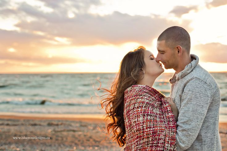 Blue Rose Designs   engagement photography   inspiration   Point Pelee National Park   Windsor Wedding Photographers   Sunset