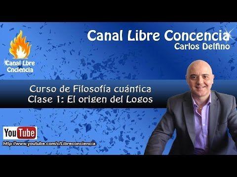 Curso De Filosofía Cuántica Por Carlos Delfino 2 Parte Youtube Curso De Filosofia Filosofía Cuantica