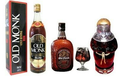 If you love Rum then you must have tried the Old Monk, This is the best rum brand in India. This is one of the best in the market for the old and unique taste. This is also available throughout India and is very much affordable. This is produced by Mohan Meakin Ltd in India.