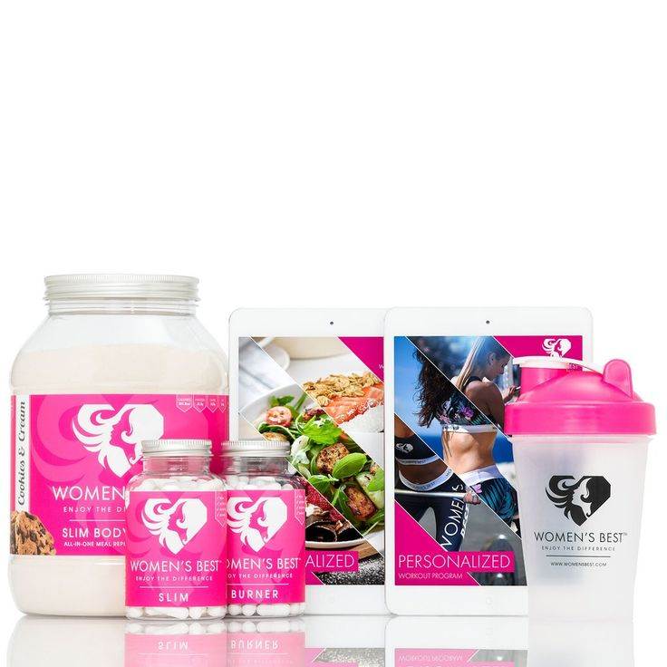 New Year - New You Bundle - WOMEN'S BEST