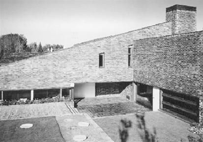 Arquitecto corrales y molez n a o 1966 localizaci n puerta de hierro madrid cliente jes s - La casa del puzzle madrid ...