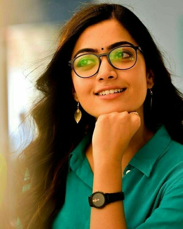 Indian girls with glasses