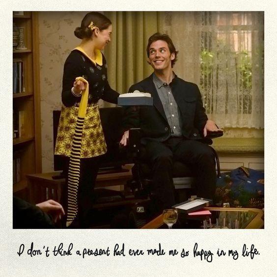 【其他】关于ME BEFORE YOU,你看得懂作者所要表达的吗?不只是爱情那么简单。