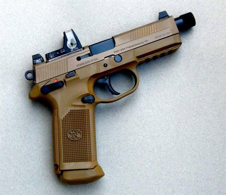 weapons silencer fnp - photo #33