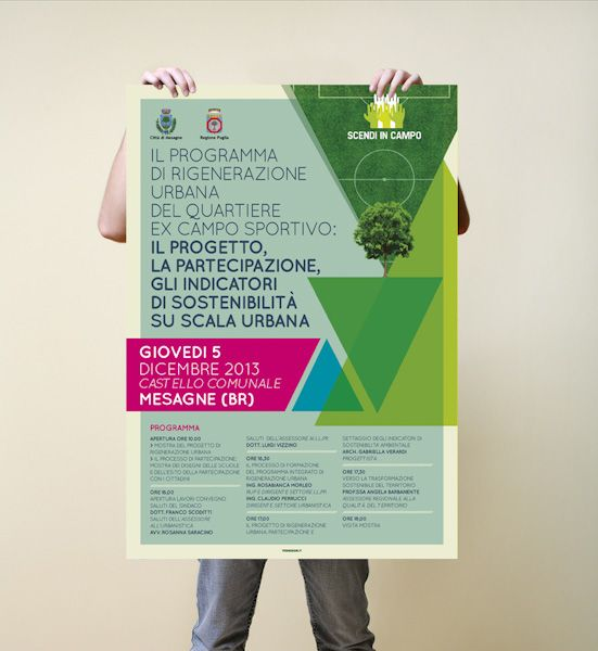 Rigenerazione Urbana Campaign for Città di Mesgane