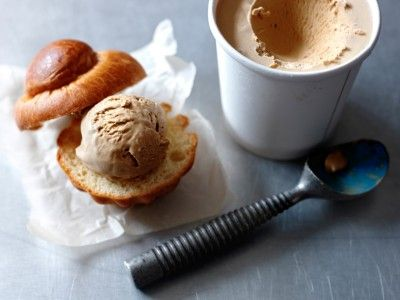 One-Step No-Churn Coffee Ice Cream - Nigella Lawson, Nigellisima