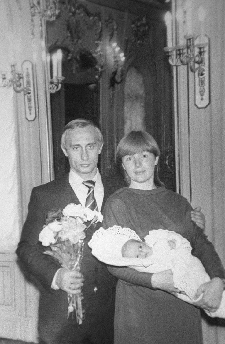 Личная жизнь Владимира Путина