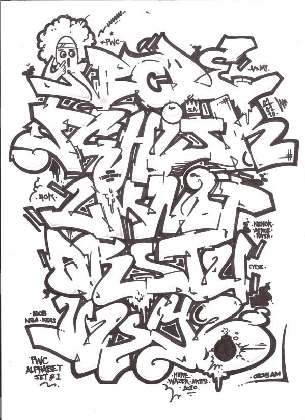 1000 Images About Hip Hop Coloring Book Compiled By Jamee