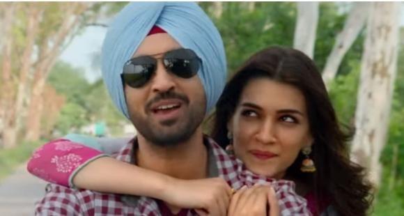 Arjun Patiala Song Sachiya Mohabbatan Diljit Dosanjh Kriti Sanon S Chemistry Will Leave You Smitten Diljit Dosanjh Patiala Innocent Love