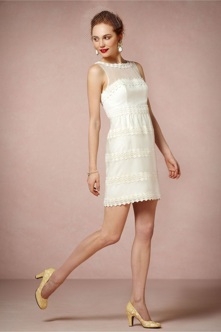 Elegant Kensington Dress in The Bride Reception Dresses at BHLDN