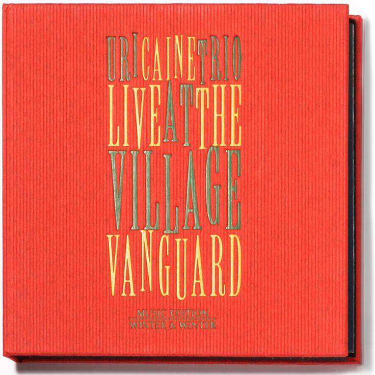 Precision Series Uri Caine - Live at the Village Vanguard