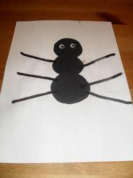 Easy Insect Crafts For Toddlers