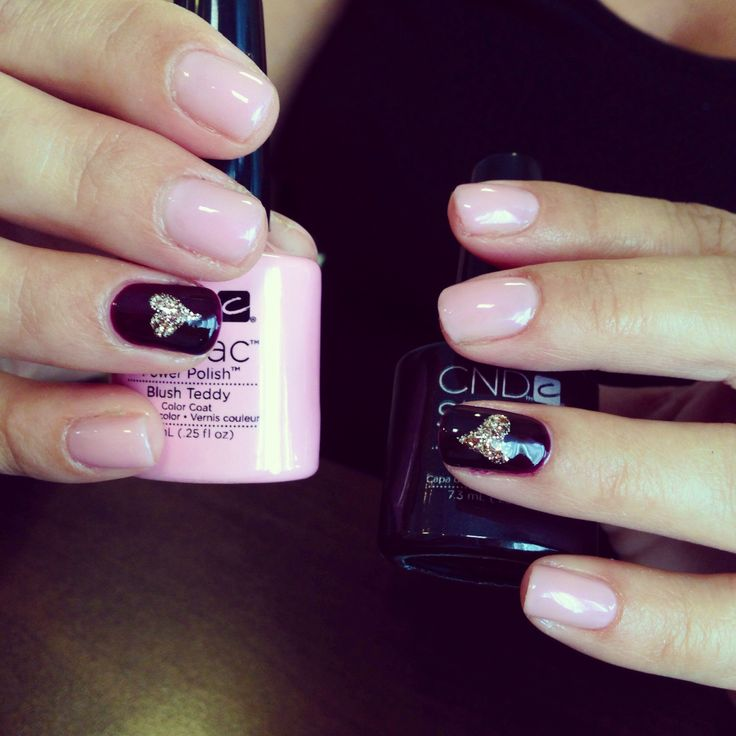 74 best nails by edge salon cape coral florida images on cnd shellac nail art hearts prinsesfo Images