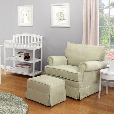 Grand Royale Swivel Glider And Ottoman. Baby FurnitureOutdoor  FurnitureFurniture DecorChurch ...