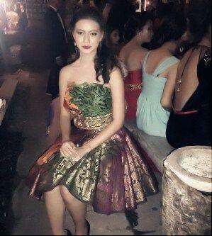 Yuki Kato in Miss World 2013